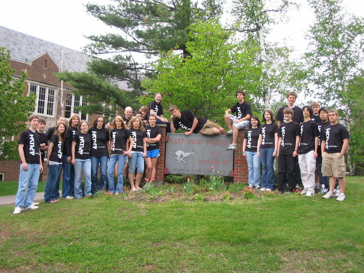 Apush 2009 T-Shirt Photo