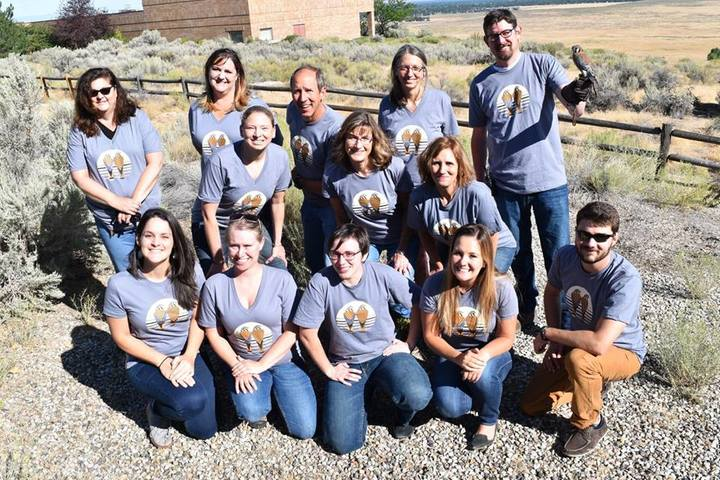 2016 American Kestrel Partnership T Shirt Fu Nd Raiser! T-Shirt Photo