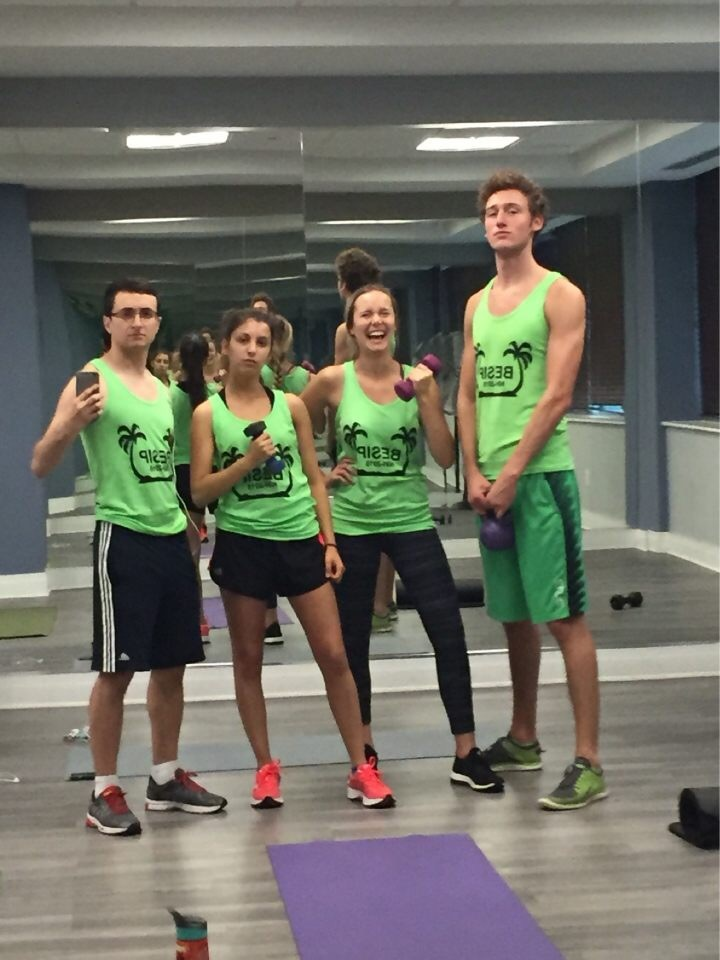 Besip Workout Squad T-Shirt Photo