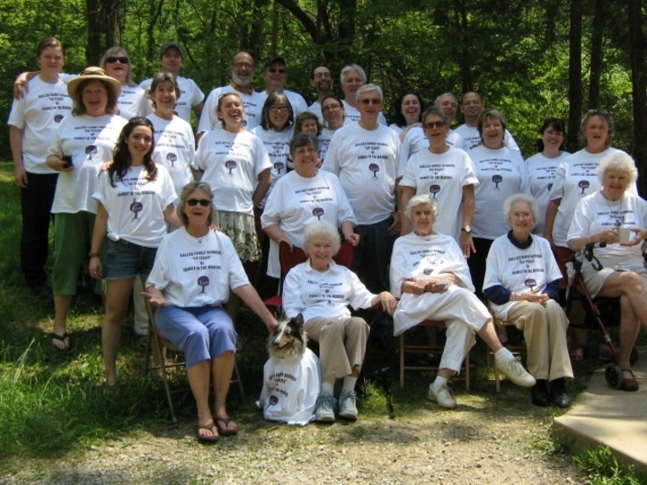 Dallas Family Reunion   50 Years Of Family In The Making T-Shirt Photo
