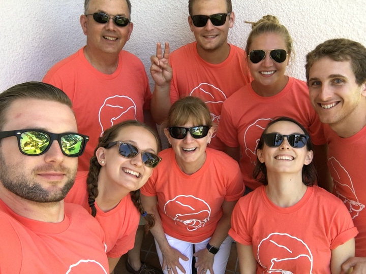 Face Time With Family T-Shirt Photo