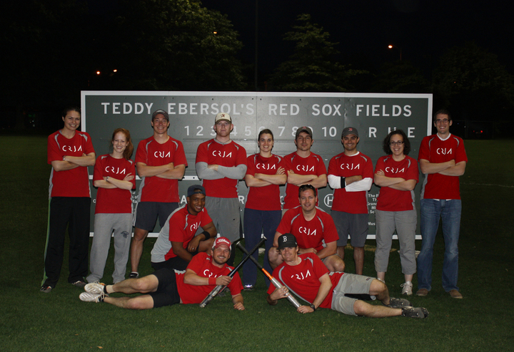 Softball Team 2009 T-Shirt Photo