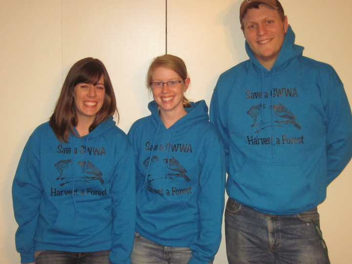 Thanksgiving With The Gwwa Research Crew T-Shirt Photo