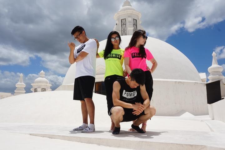 Nicaragua Missions Team T-Shirt Photo