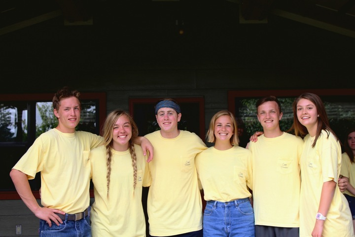 Camp Barnabas T-Shirt Photo