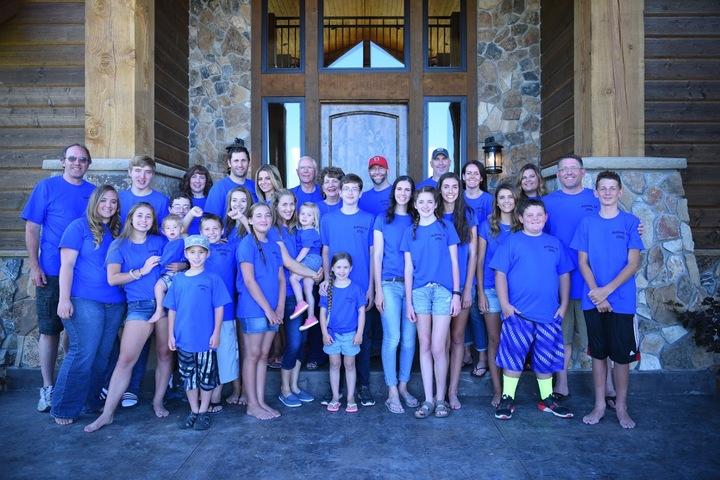 Stewart Family Reunion T-Shirt Photo