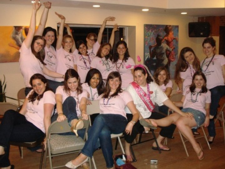 Amy's Crazy Bachelorette! T-Shirt Photo