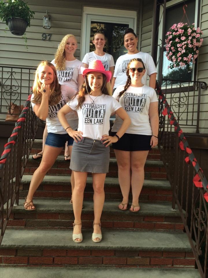 Becky's Crew T-Shirt Photo