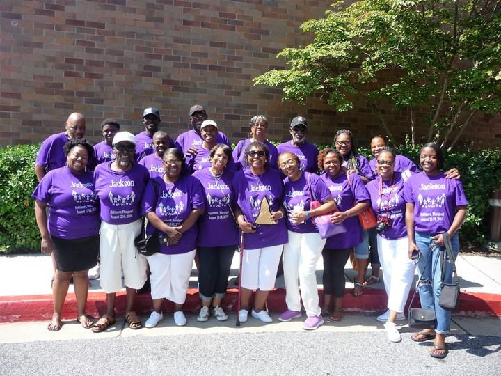 Jackson Family Reunion 2016 T-Shirt Photo