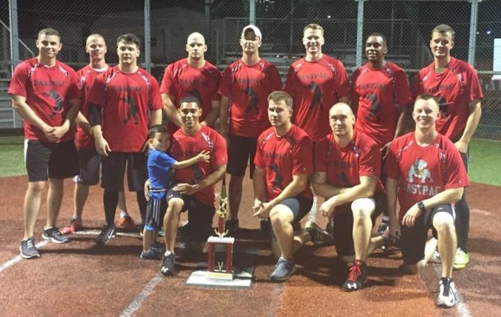Fastpac Summer League Softball Champs T-Shirt Photo