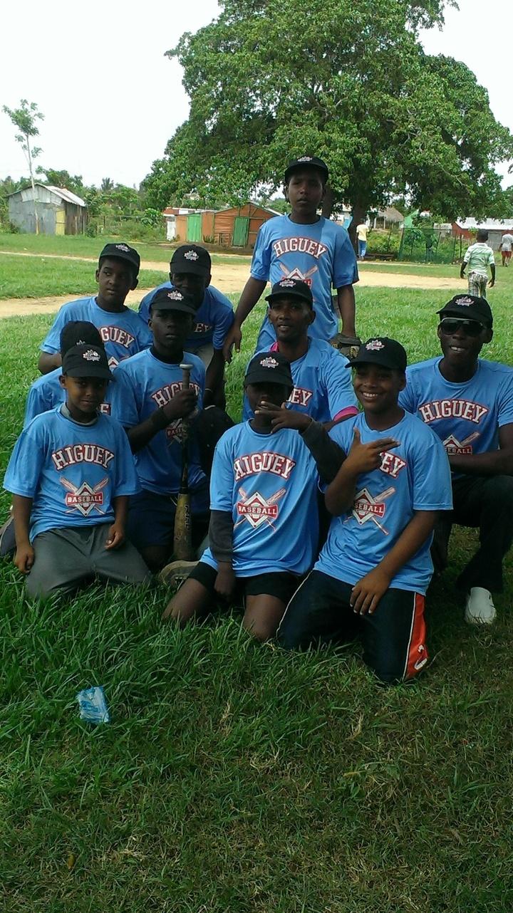 Higuey Base Ball Domincan Republic T-Shirt Photo