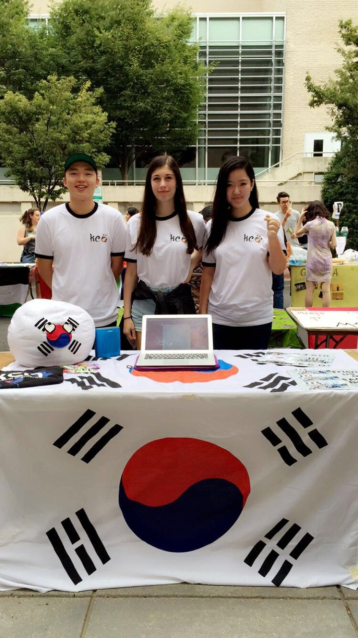Spreading Korean Culture T-Shirt Photo