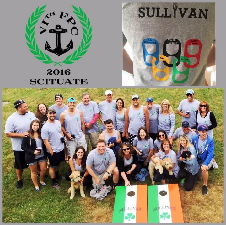 Sullivan Family Pub Crawl T-Shirt Photo