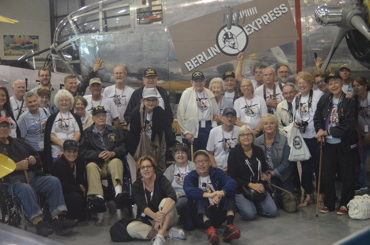 Visiting Eaa In Oshkosh T-Shirt Photo
