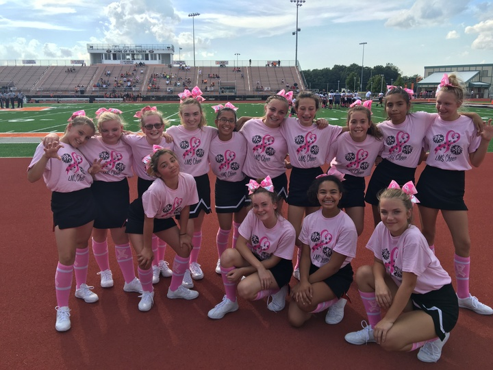 Pink Out Game  T-Shirt Photo