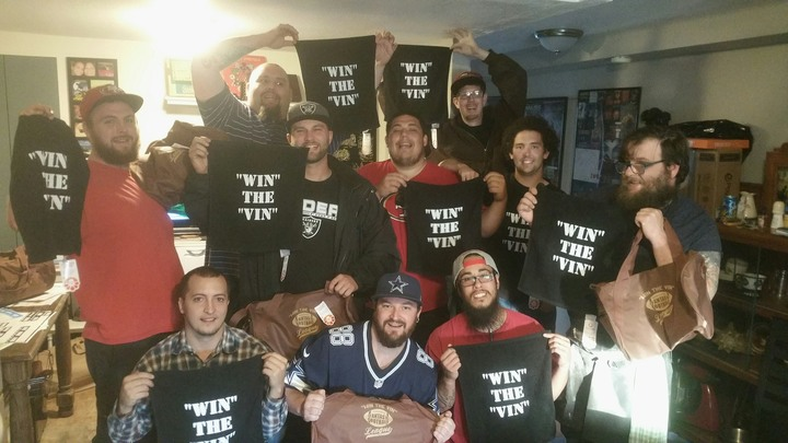 #Fantasy Football League T-Shirt Photo