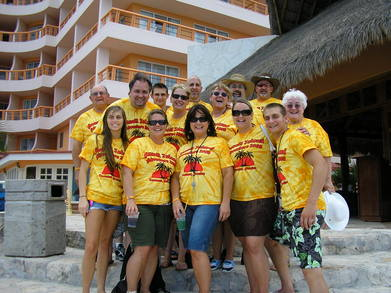 Ansell Island Adventure 2009 T-Shirt Photo
