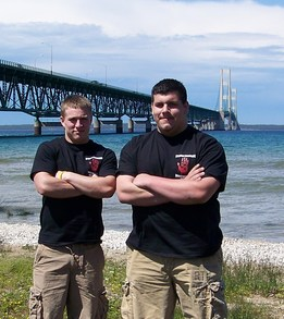 Wyoming Paranormal Investigators 2009 Mackinaw Trip! T-Shirt Photo