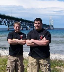 Wyoming Paranormal Investigators 2009 Mackinaw Trip! T-Shirt Photo