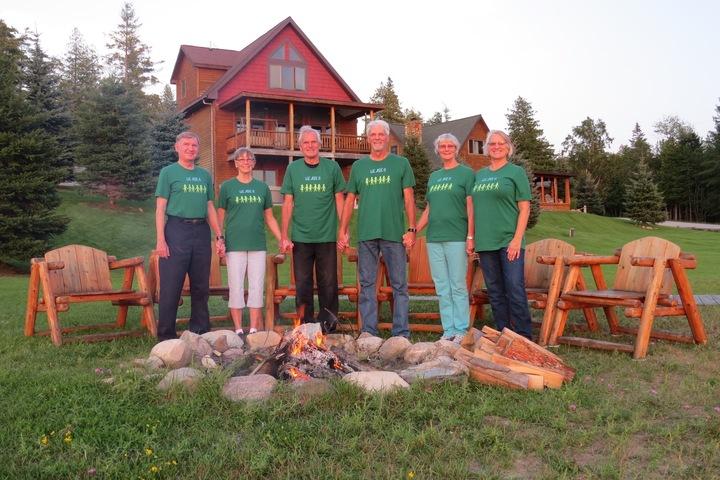 Johns Sibling Reunion T-Shirt Photo