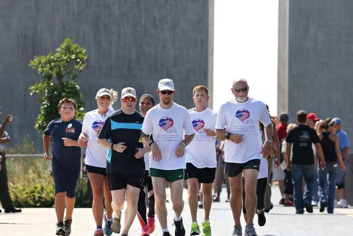 Marathon Training Run T-Shirt Photo