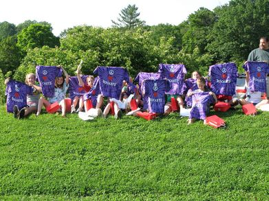 Rockets Soccer Team T-Shirt Photo