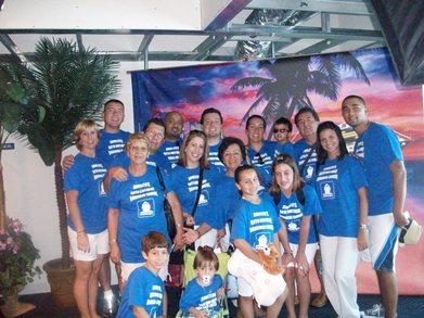 Grandma's 60th Birthday Bahamas Cruise T-Shirt Photo