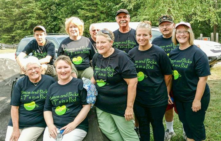 Jim Cameron Memorial Walk T-Shirt Photo
