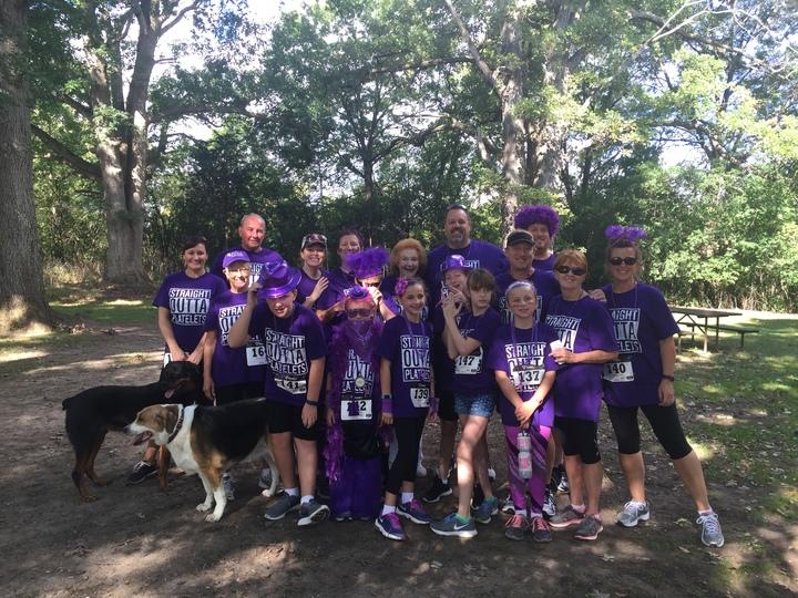 Team Caden T-Shirt Photo
