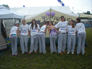 Relay For Life: Kaft (Kids Are Fighting Too) T-Shirt Photo