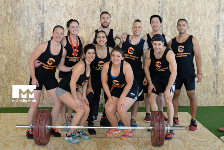Chicago Strength Barbell Club T-Shirt Photo