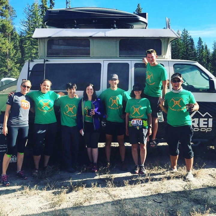 Ragnar Cascades T-Shirt Photo