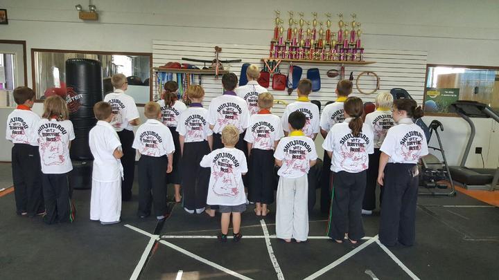 Shinjimasu Kids T-Shirt Photo