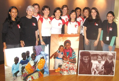 Women's Commission For Refugee Women And Children T-Shirt Photo