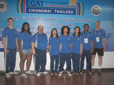 Usa's 2009 Youth World Champ Team T-Shirt Photo