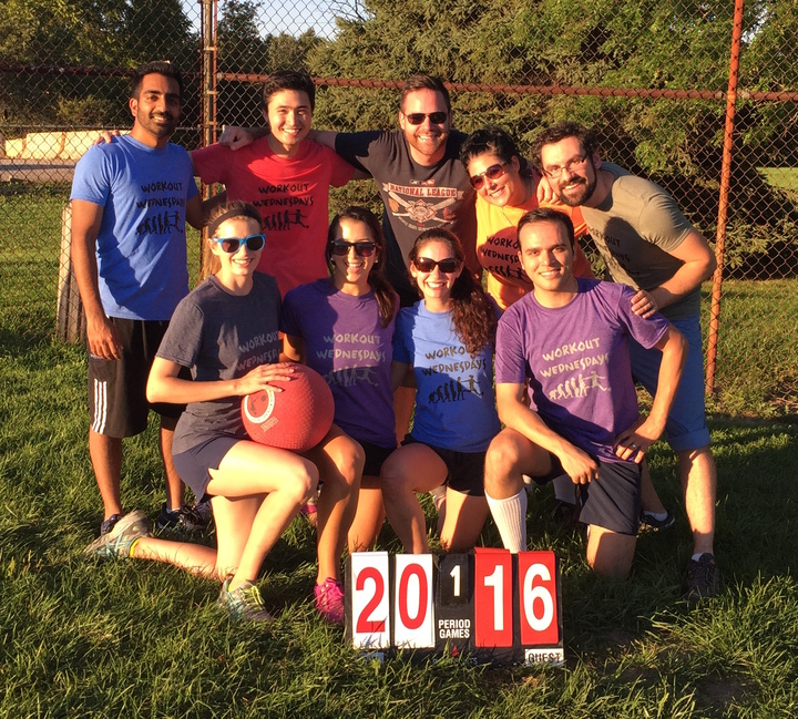 Kickball Team Im Legend T-Shirt Photo