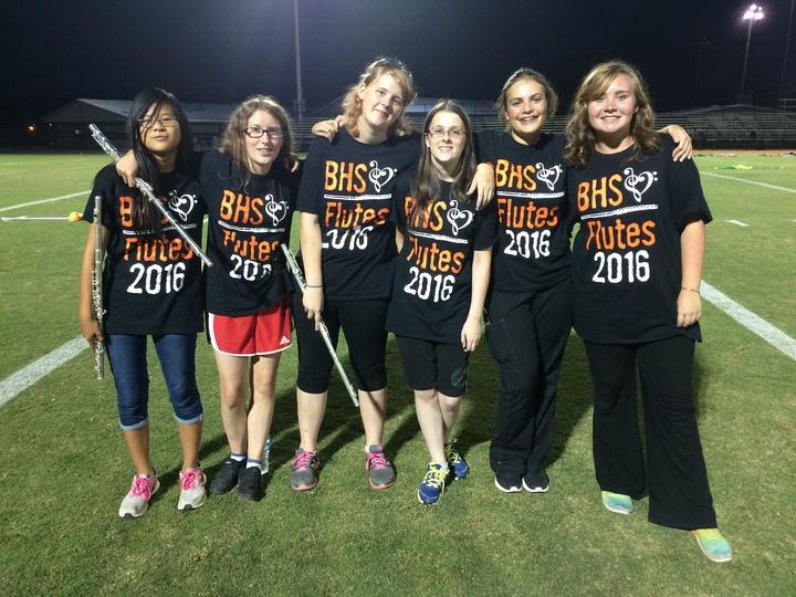 Flute Shirts T-Shirt Photo