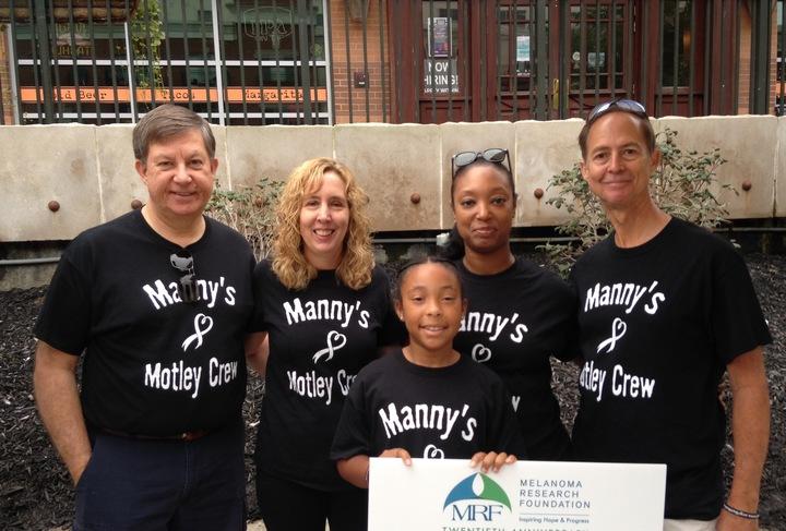 Manny's Motley Crew T-Shirt Photo
