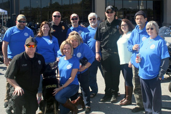 Crestview Police Department And Citizens Alumni T-Shirt Photo