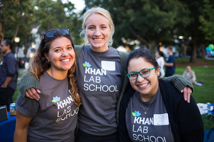 Khan Lab School Team T Shirts T-Shirt Photo