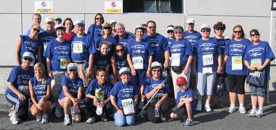 Team Nf At Survivor Harbor 7 Race T-Shirt Photo