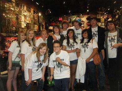 Feral Oath Fans T-Shirt Photo