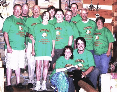Reunion In The Smoky Mtns June 06 T-Shirt Photo