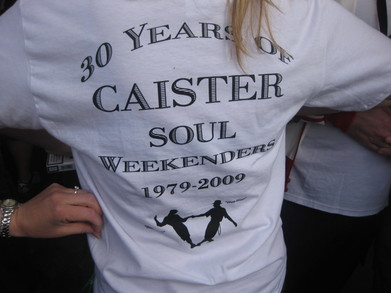 The Caister Soul Weekender May 2009 T-Shirt Photo