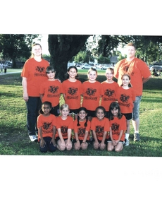 Firecrackers Softball T-Shirt Photo