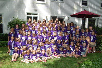 Camp With A Cause T-Shirt Photo
