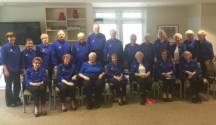 Fuller Village Senior Chorus T-Shirt Photo