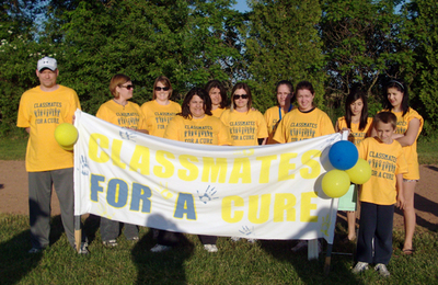 Classmates For A Cure   Relay For Life 2009 T-Shirt Photo