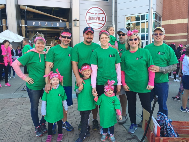 Toledo Race For The Cure 2016 T-Shirt Photo