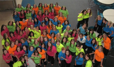 Bel Canto Girls T-Shirt Photo